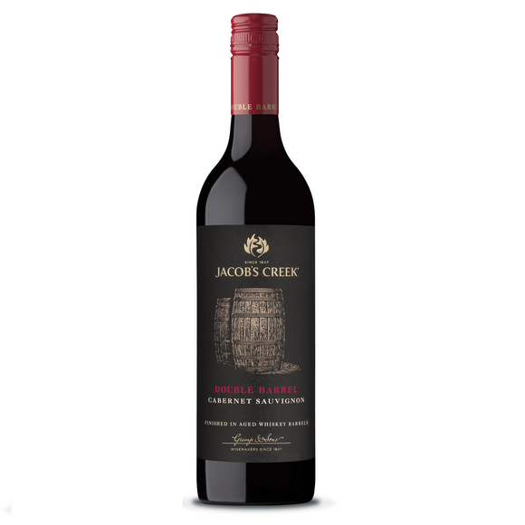 Jacob's Creek Double Barrel Matured Cabernet Sauvignon 2016 75cl