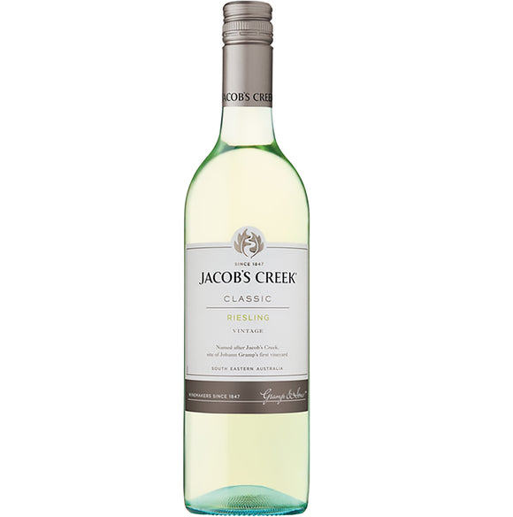 Jacob's Creek Riesling 2019 75cl