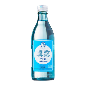Bundle Of 8 Bottles X 360ml Jinro Is Back Soju