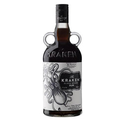 Kraken Black Spiced Rum 75cl, Rum - The Liquor Shop Singapore
