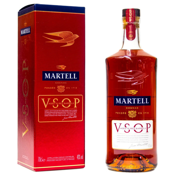 Martell VSOP Red Barrels 70cl A
