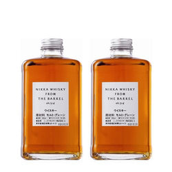 Bundle of 2 Nikka from the Barrel 50cl