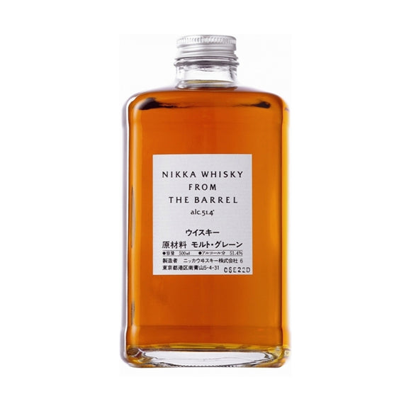 Nikka From The Barrel 500ml (Without Box)