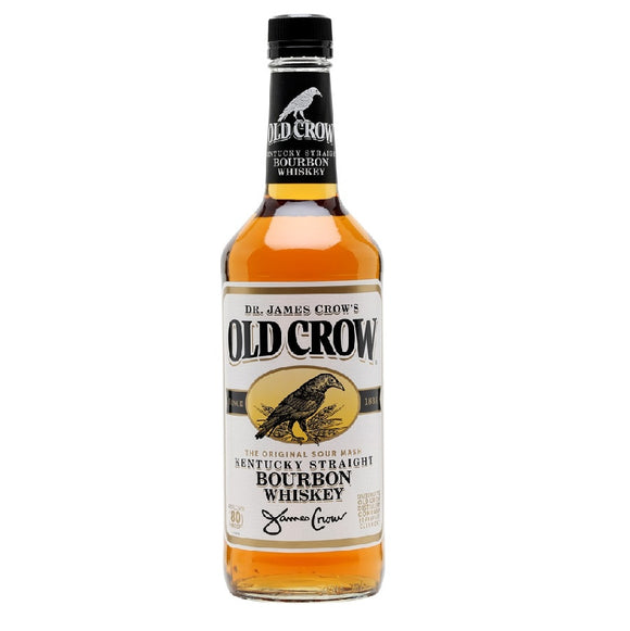 Old Crow Bourbon Whisky 75cl