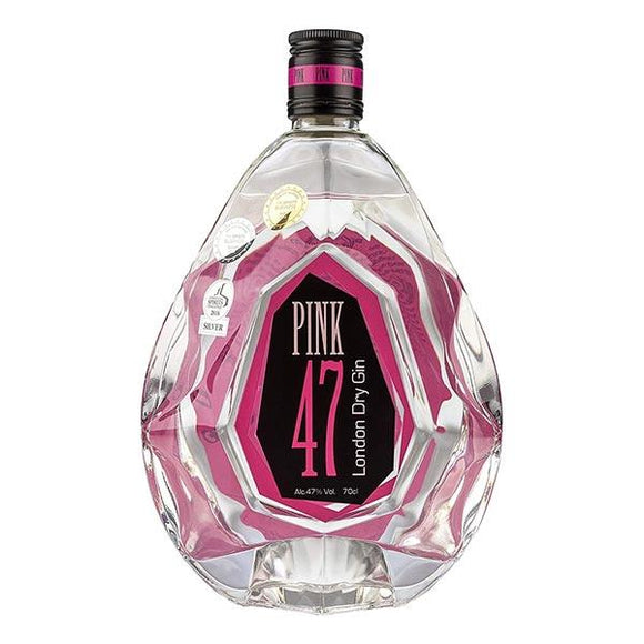 Pink 47 London Dry Gin 70cl