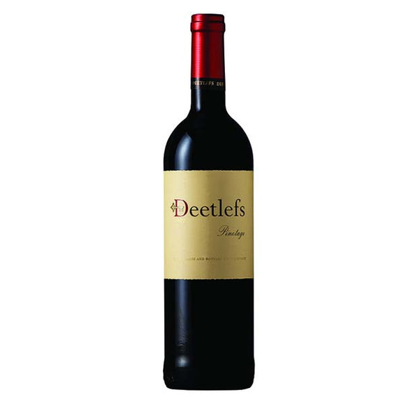 Deetlefs Estate Pinotage 2015 Alc 14% 750 ml