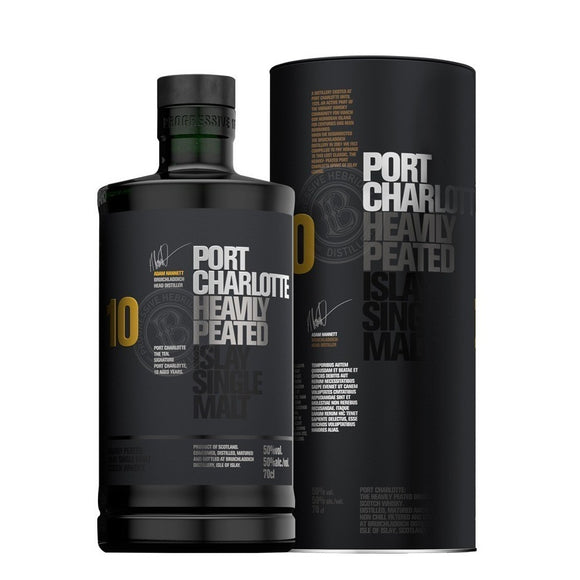Port Charlotte 10 Year Old 1L