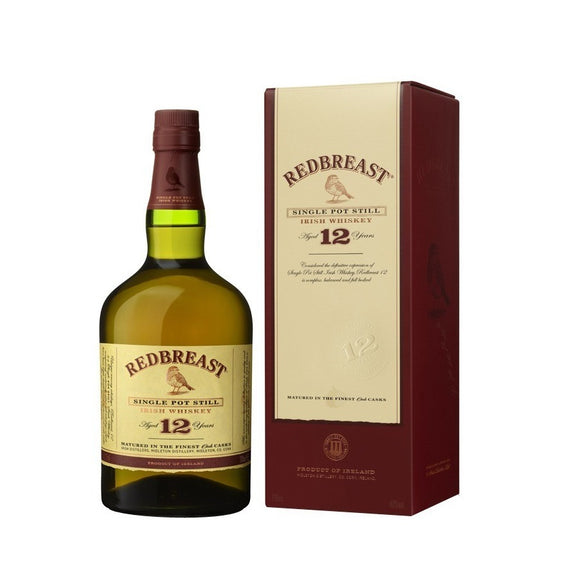 Redbreast 12 Years Old 70cl