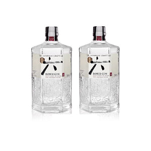 Bundle of 2 Roku Gin 70cl