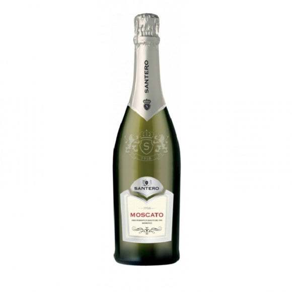 Santero Sparkling Moscato, White Wine - The Liquor Shop Singapore