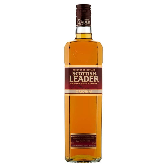 Scottish Leader Blended Scotch Whisky 70cl, Scotch Whisky - The Liquor Shop Singapore