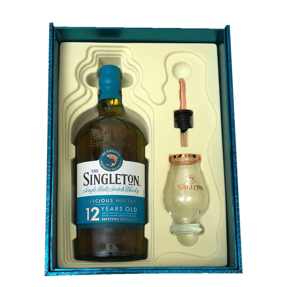 Singleton of Dufftown 12 Years old Giftset