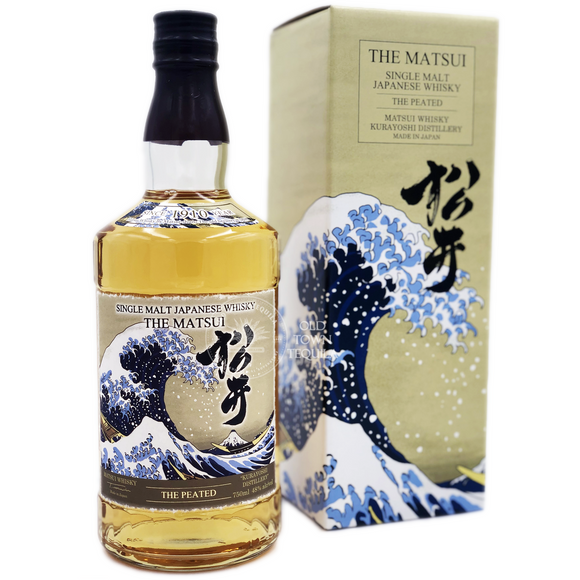 The Matsui The Peated Japanese whisky 70cl