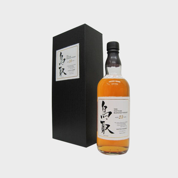 Tottori 23 Years Old Japanese whisky 70cl