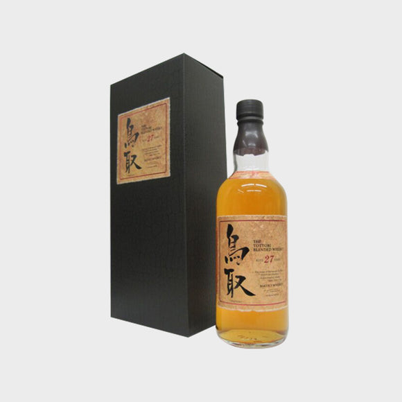 Tottori 27 Years Old Japanese whisky 70cl