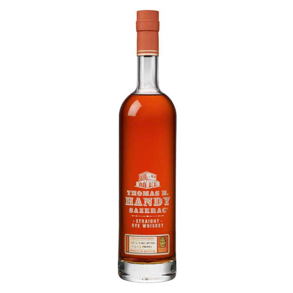 Thomas H Handy Sazerac Straight Rye Whisky 2011 Bot.2017 Release 75cl