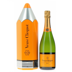 Veuve Clicquot with Pencil Gift Box