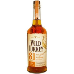 Wild Turkey 81 Bourbon Whisky 70cl, Bourbon Whisky - The Liquor Shop Singapore