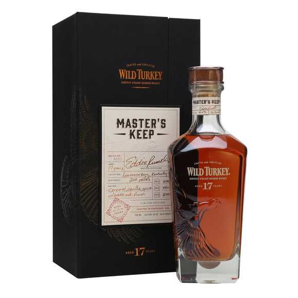 Wild Turkey Master's Keep 17 Year Old 70cl
