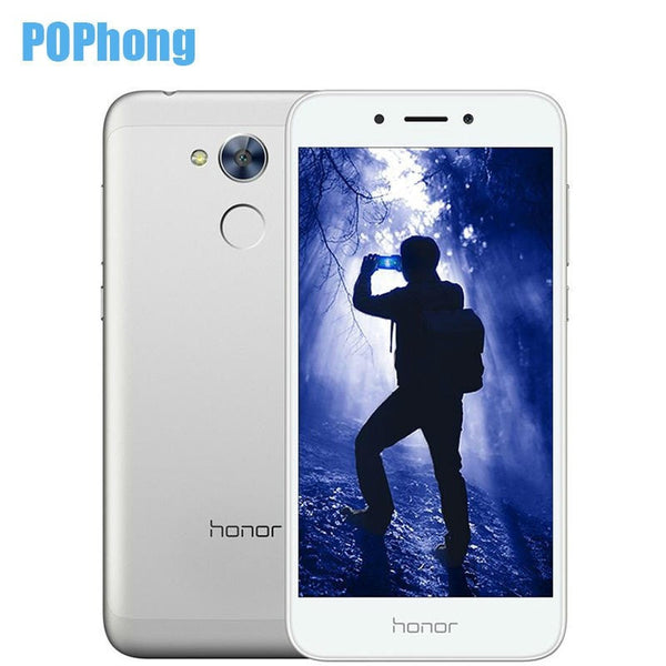 Original Huawei Honor Play 6A 2GB RAM 16GB ROM  Snapdragon 430 Octa Core Mobile Phone 5.0 inch Dual SIM Android 7.0 Fingerprint