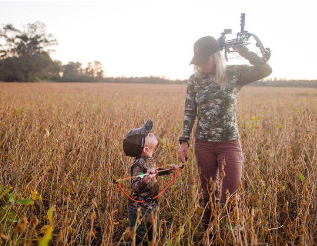 Q&A: Erin Crooks with Raise 'Em Outdoors