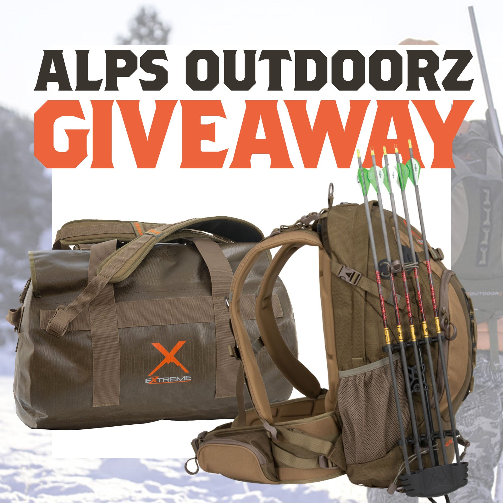 Giveaway: ALPS OutdoorZ Packs Package