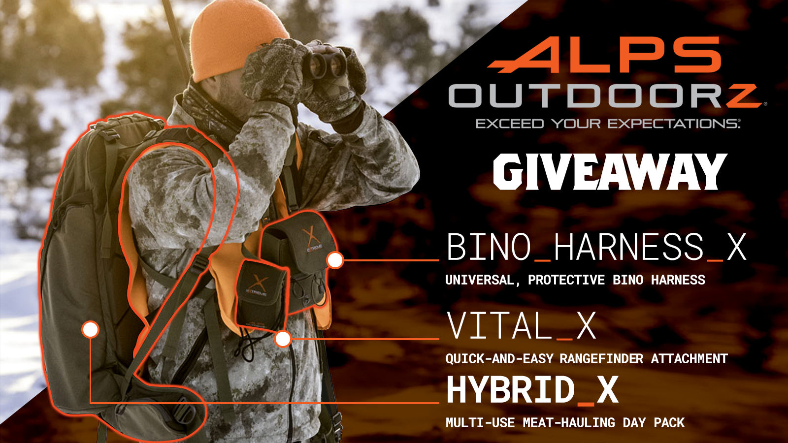 Giveaway: ALPS OutdoorZ Big Game Package