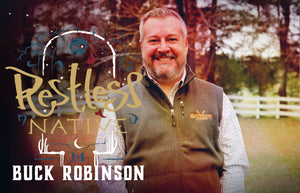 Restless Native: Buck Robinson, Outdoor Access