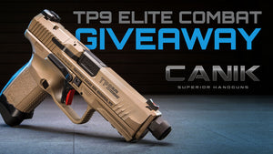Giveaway: Century Arms Canik Pistol