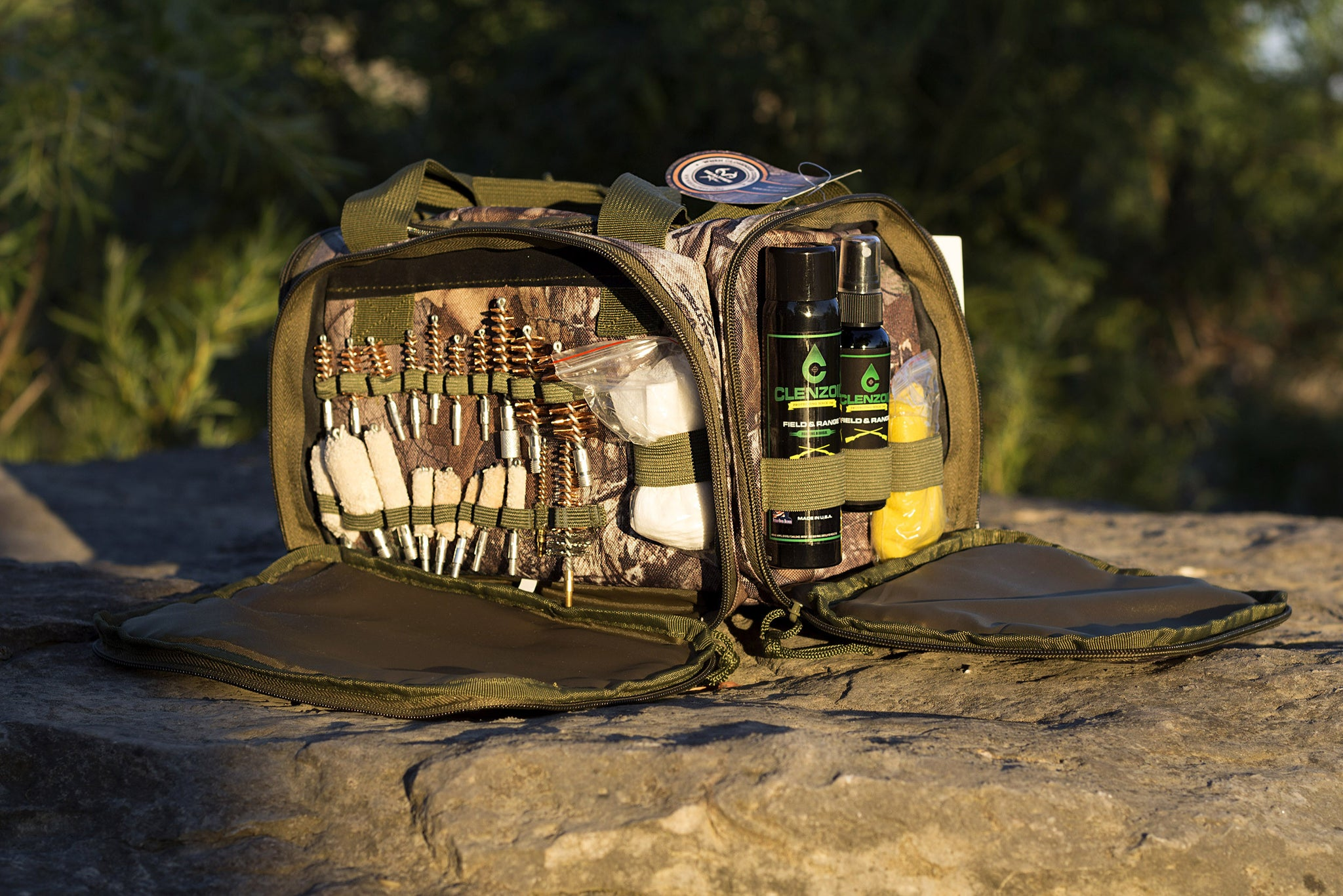 August Giveaway: Clenzoil RealTree Range Bag