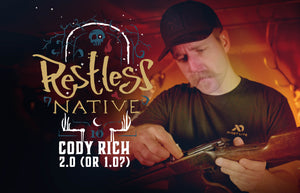 Restless Native: Cody Rich 2.0 (OK, Actually Kinda 1.0)