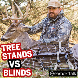 Dan Johnson: Ground Blinds vs. Tree Stands for Whitetail Deer Season