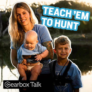 Erin Crooks: How to Teach Kids to Hunt
