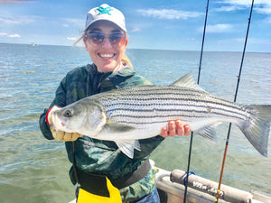 Q&A: Angler, Outdoors Writer & Shooter, Gabriella Hoffman