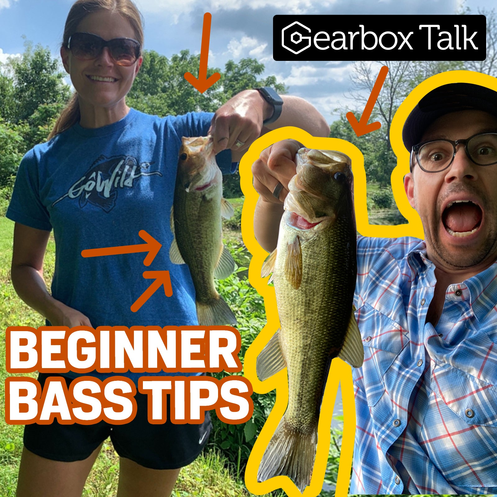 Jacob Knight & Arica Johnson: Bass Fishing Gear Tips From a Beginner and a Veteran