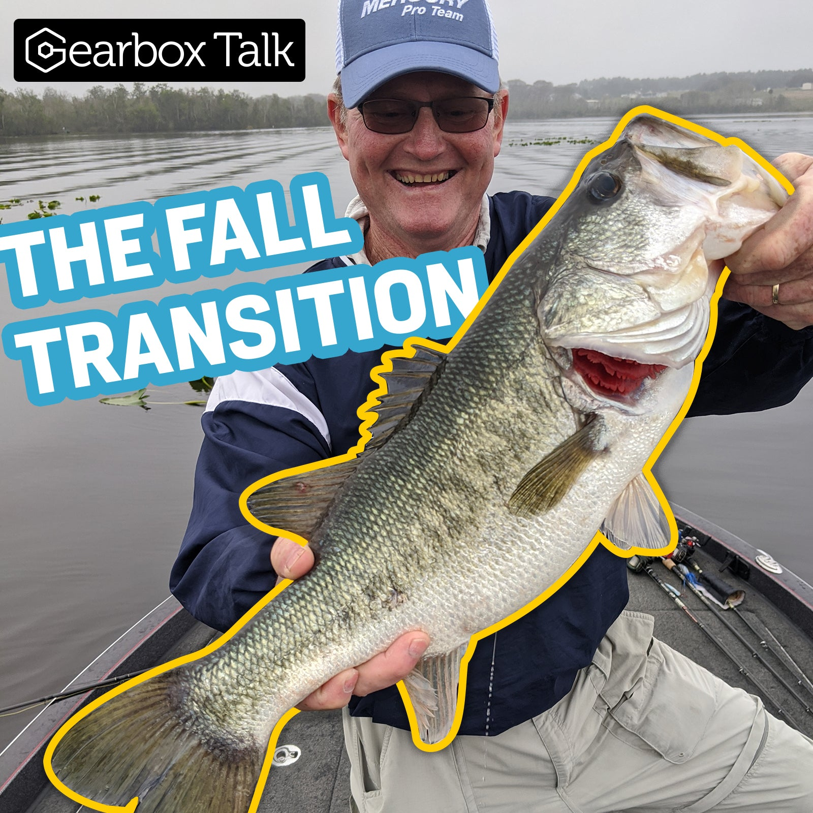 Steven Taylor: Bass Fishing The Fall Transition