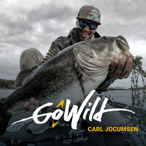 Professional Angler Carl Jocumsen Partners with GoWild Team