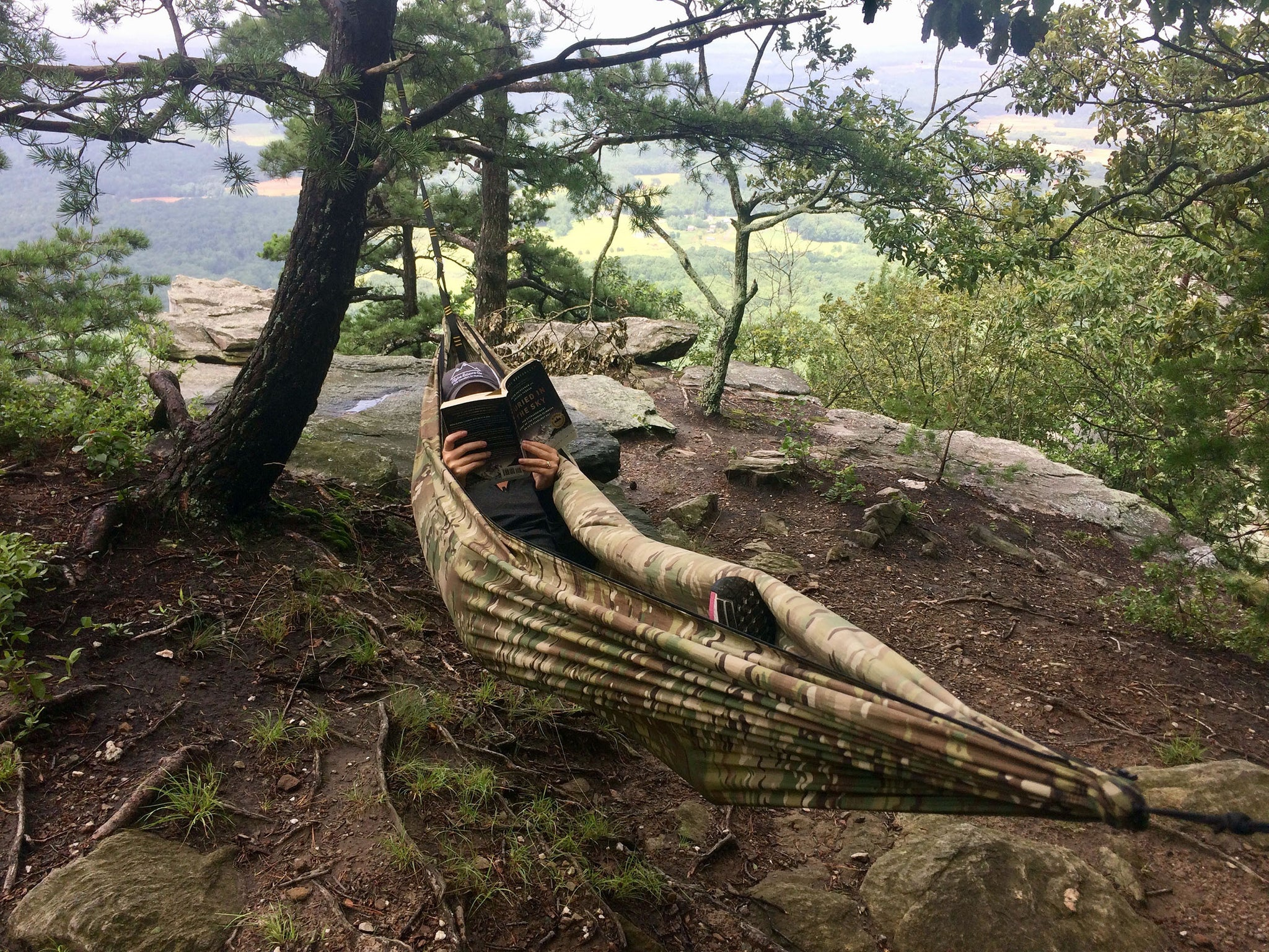 July Giveaway: Alpine Leisure Co. Hammock
