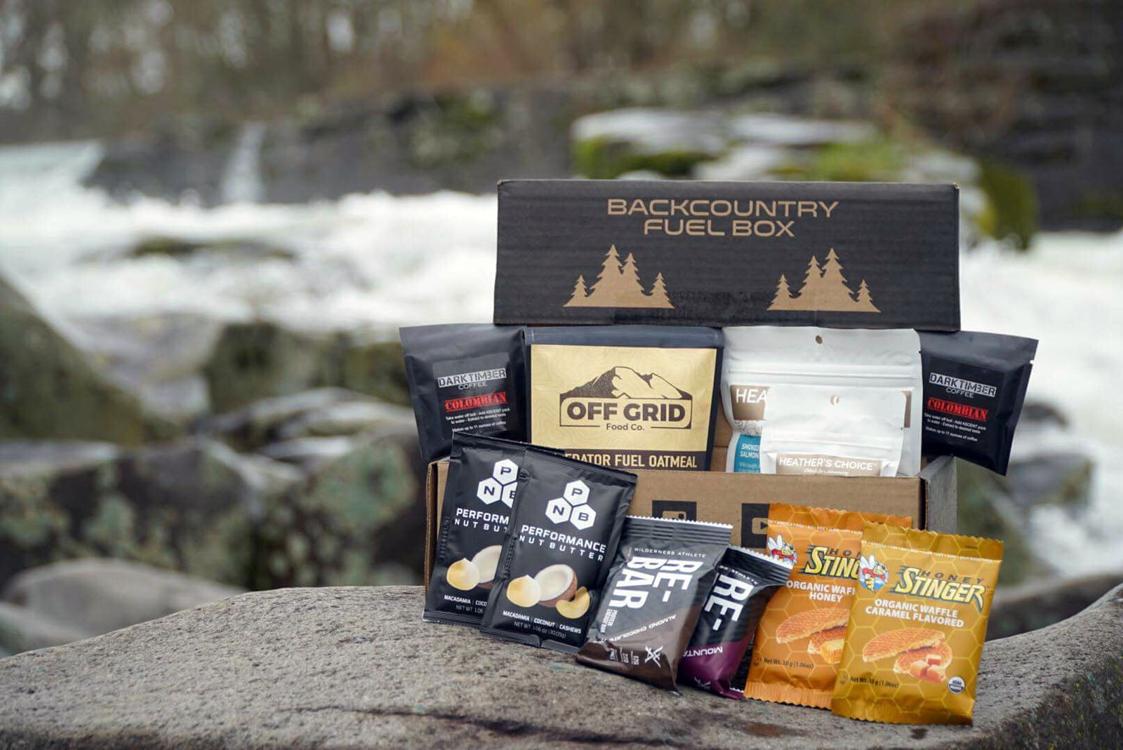 Giveaway: 6 Month Subscription to Backcountry Fuel Box