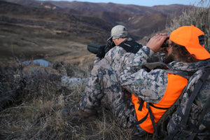 GoWild's John Hunter: Western Elk Hunt with Team SIXSITE