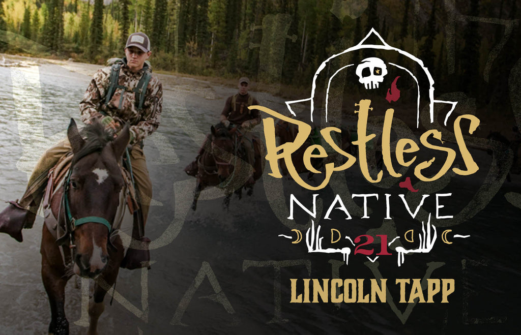 Restless Native: Lincoln Tapp, Bowhunter, TV Show Host & Teenager