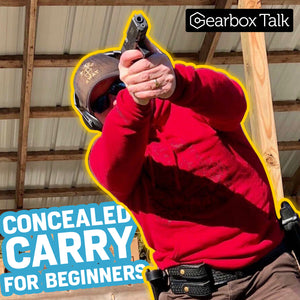 Mike Larsen: Concealed Carry and EDC For Beginners