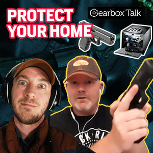 Mike Larsen: Home Defense Lessons from a Navy Vet & Police Officer