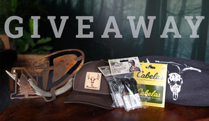 Giveaway: Nature's Paint + Cabela's Gift Card