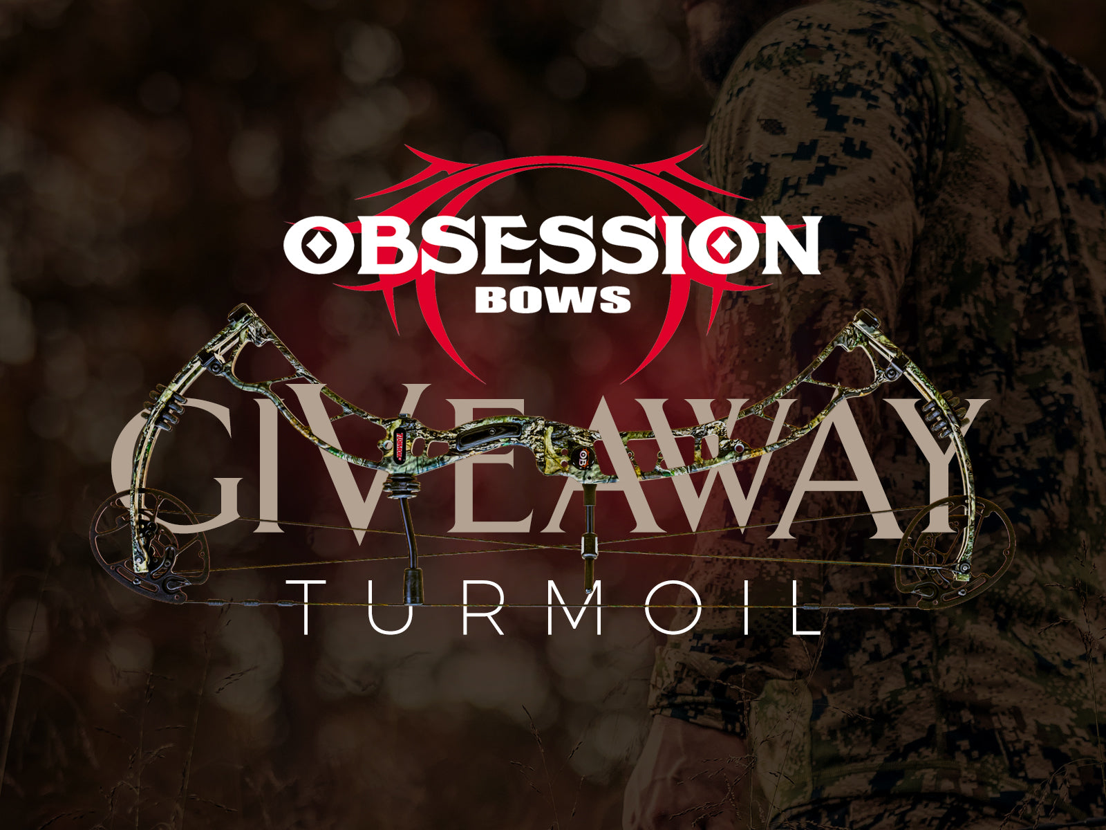 Bow Giveaway: Obsession Turmoil RZ — Complete Package
