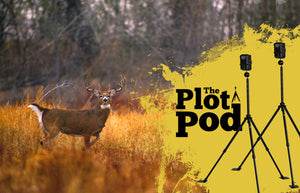 Giveaway: 2 Plot Pod Trail Camera Mounting System