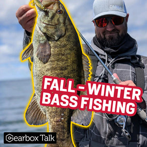 Polish Pete: Secrets to Catching Bass | The Fall to Winter Transition