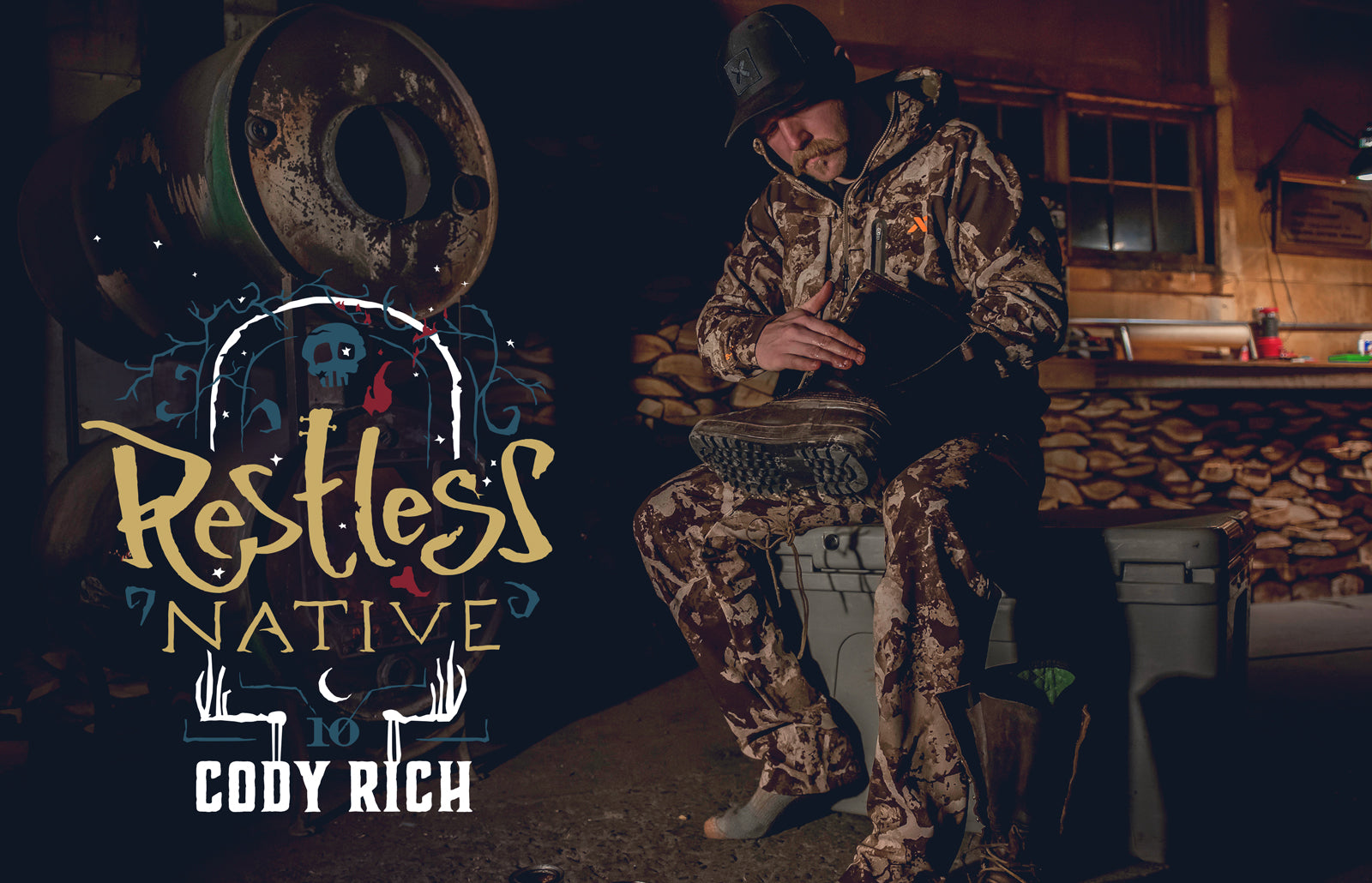 Restless Native: Cody Rich, The Rich Outdoors