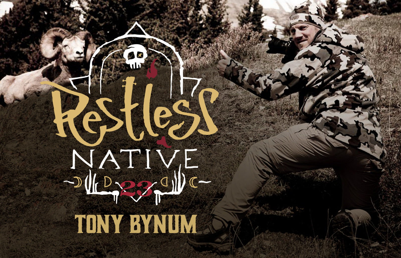 Restless Native: Tony Bynum, Photographer, Conservationist & POMA President