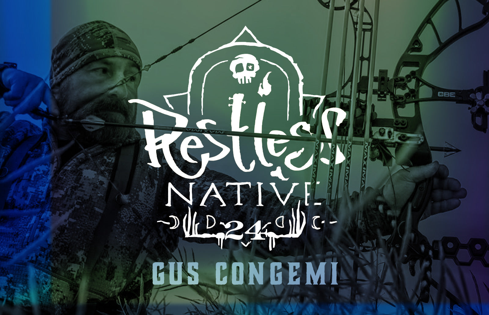 24: Gus Congemi, Bowhunter & Host of Live the Wild Life